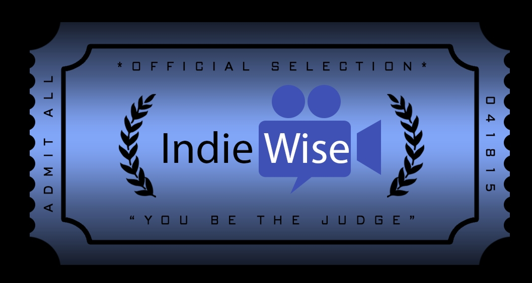 NEW IndieWise Logo Blue yea